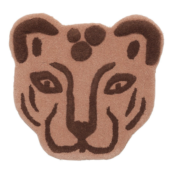 Tufted Leopard Head