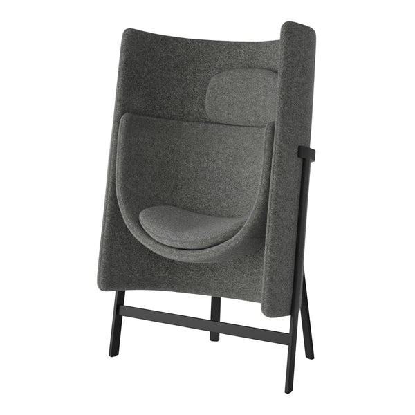 Kite Highback Lounge Chair - Narrow