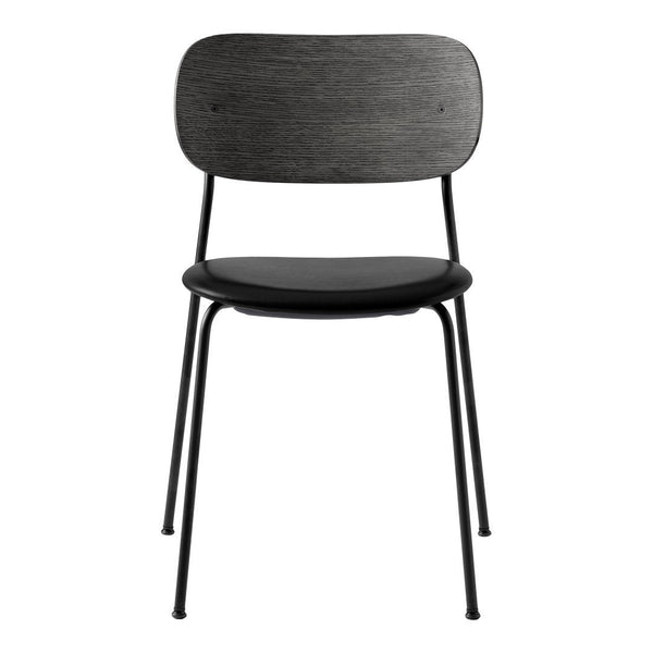 Co Stackable Dining Chair - Seat Upholstered
