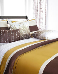 Nourish in Amber Duvet Covers and Shams