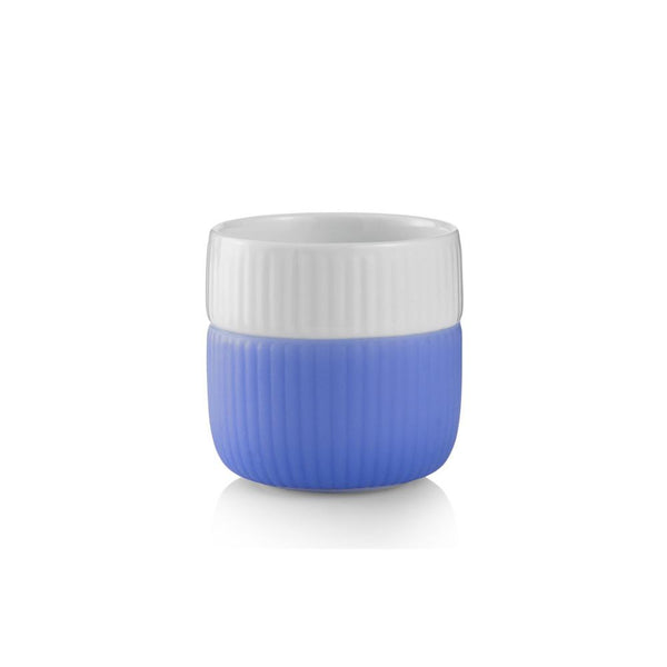 Fluted Contrast Espresso Cup