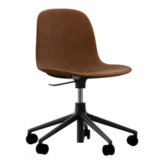 Form Chair - 5W Swivel Base w/ Gaslift - Upholstered