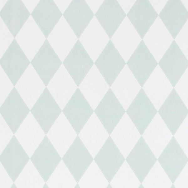 ferm LIVING Harlequin Wallpaper - Mint