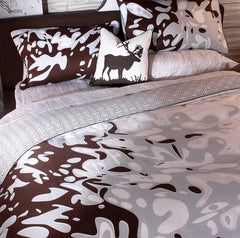 Inhabit Foliage Duvet Cover Set