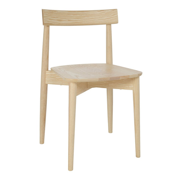 Lara Chair - Ash Finish - Outlet