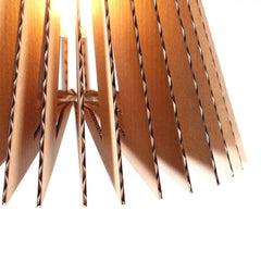 Inhabit Griffin Sculptural Pendant Light