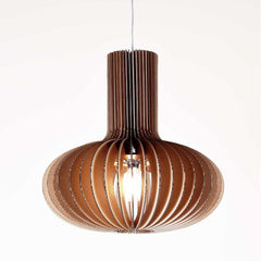 Inhabit Gibson Sculptural Pendant Light