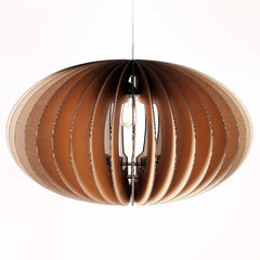 Inhabit Felix Sculptural Pendant Light