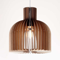 Inhabit Amien Sculptural Pendant Light