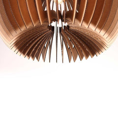 Inhabit Adler Sculptural Pendant Light