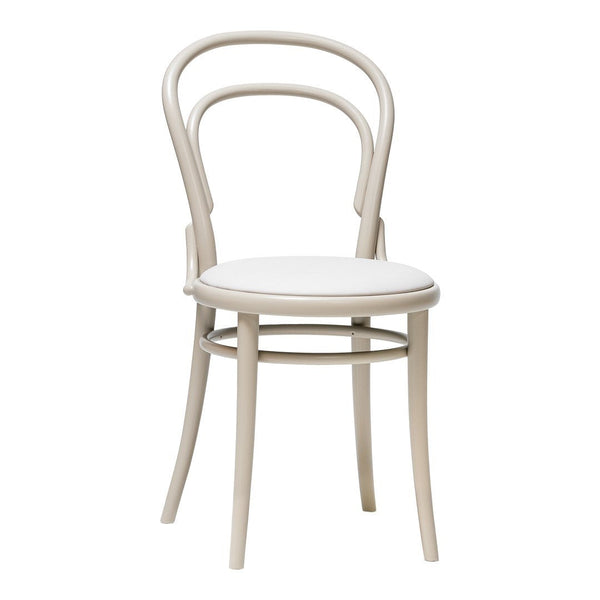 Chair 14 - Seat Upholstered - Beech Frame