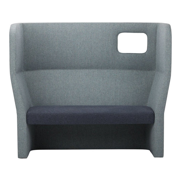 Oracle High Back 2-Seater Sofa