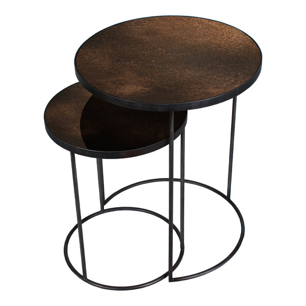Nesting Side Table Set - Set of 2