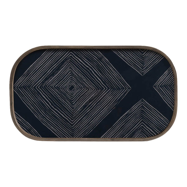 Valet Tray w/ Rounded Corners