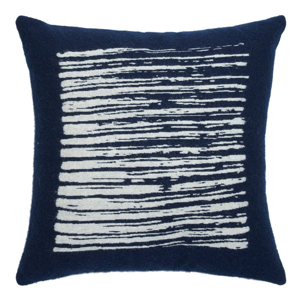 Mystic Ink Lines Square Cushion