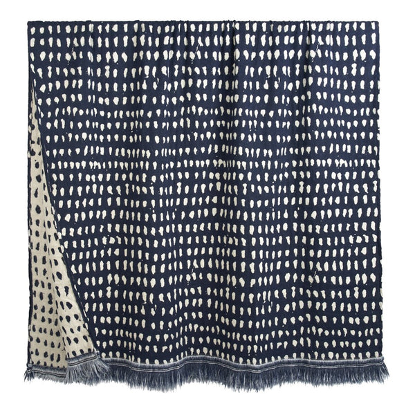 Mystic Ink Dots Throw