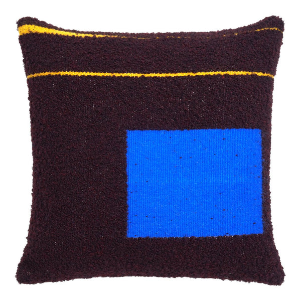 Mystic Ink Tulum Square Cushion