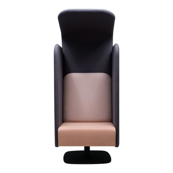 August 360' Rotating Leg Armchair - Extra Tall Back