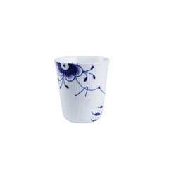Blue Fluted Mega Large Thermal Mug