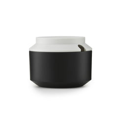 Geo Sugar Bowl - Black/Frost - Outlet