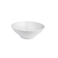 White Elements Cereal Bowl