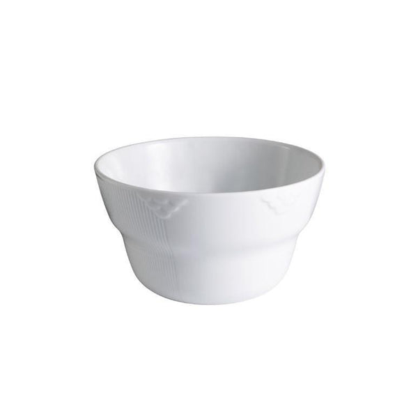 Royal Copenhagen White Elements Serving Bowl