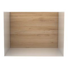 Oak U Shelf