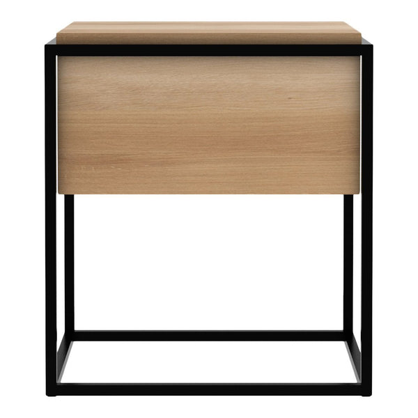 Monolit Bedside Table - 1 Drawer