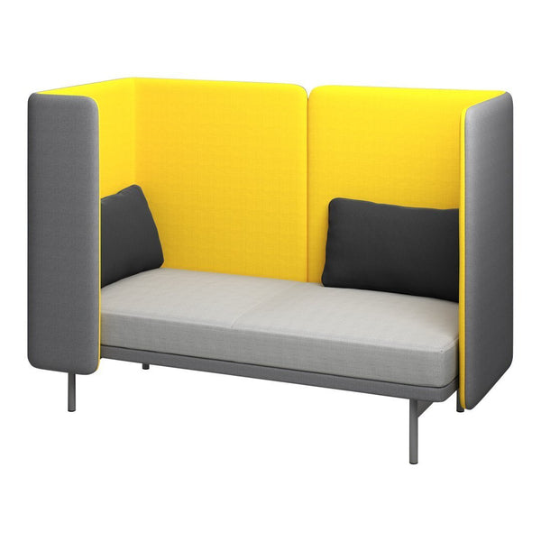 Frankie 2-Seater Sofa - Double Walls