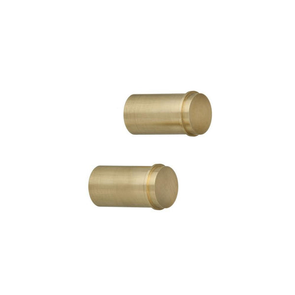 Brass Hook - Set of 2