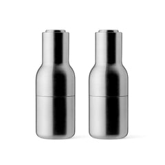 Bottle Grinder - Stainless Steel (2 pcs)