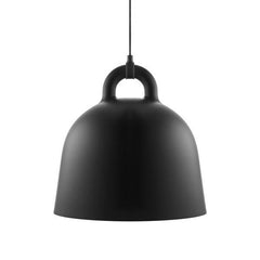 Bell Lamp - Black, Large - Outlet