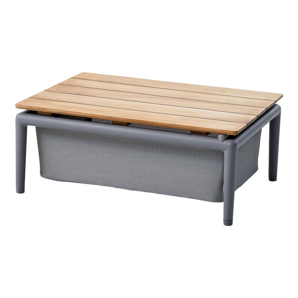 Conic Outdoor Box Table