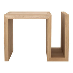 Oak Naomi Side Table