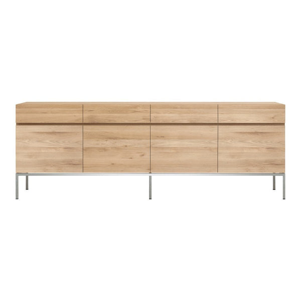 Ligna Sideboard - 4 Doors with 4 Drawers