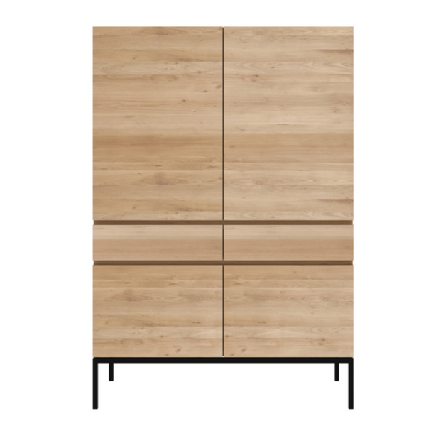 Ligna Sideboard - 4 Doors with 2 Drawers