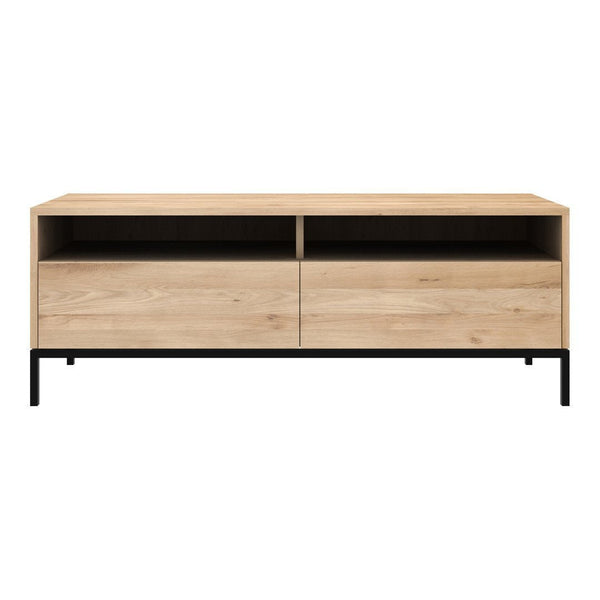Ligna Media Cabinet - 2 Drawers