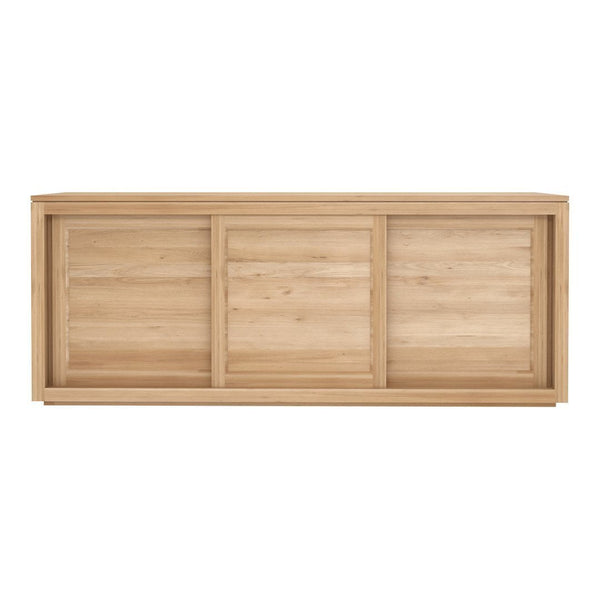 Pure Sideboard - 3 Sliding Doors