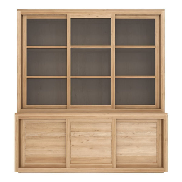 Pure Top Sideboards - 3 Sliding Doors
