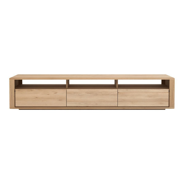 Shadow Media Cabinet - 3 Drawers
