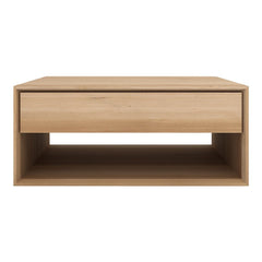Nordic Coffee Table - 1 Drawer