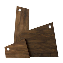 Asymmetric Cutting Board