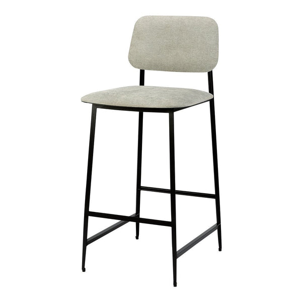 DC Bar/Counter Stool w/ Backrest