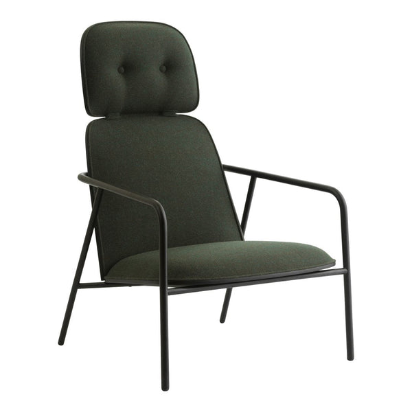 Pad Lounge Chair - High
