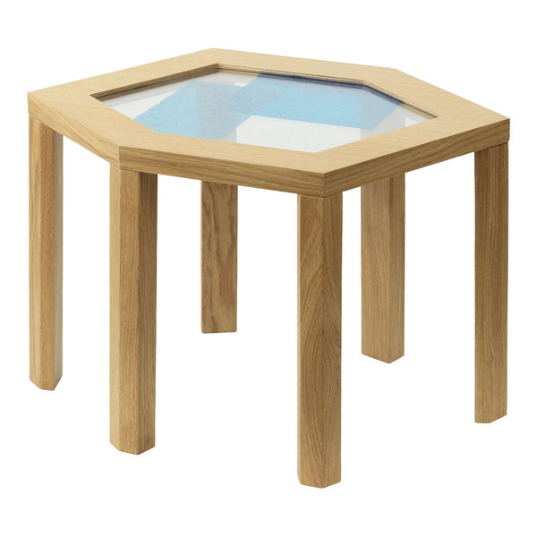 Normann x Brask Art Collection - Collins Side Table