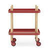 Normann Copenhagen Block Table - Red
