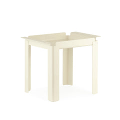 Normann Copenhagen Box Table - Creme, Small