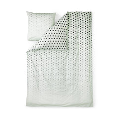 Normann Copenhagen Cube Bed Linen - Mint