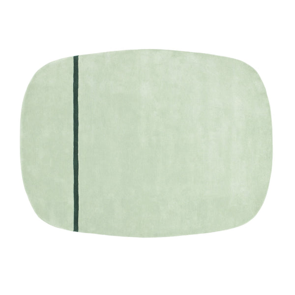 "Oona Carpet - Mint - 68.9"" W x 94.5"" L - Outlet"