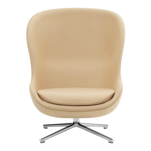Hyg Lounge Chair High - Swivel Base